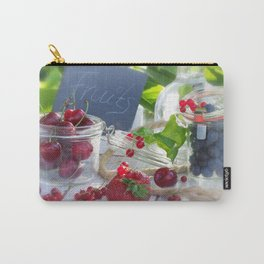 Fresh fruits summer Carry-All Pouch