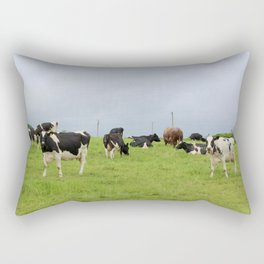 Until the Cows Come Home Rectangular Pillow