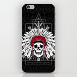 Southern Death Cult iPhone Skin