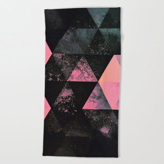 tyttyrs Beach Towel