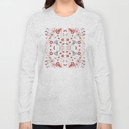Spice Garden on White Long Sleeve T-shirt