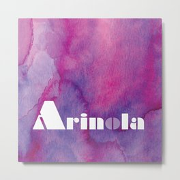 ARATL2 Metal Print