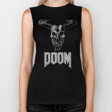 Doom - Icon of Sin Biker Tank