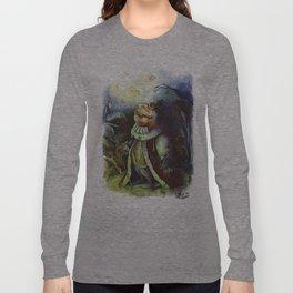 SWAMPS' KING (Le Roi des Marécages) Long Sleeve T-shirt