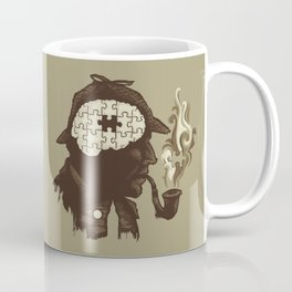 Puzzle Solved Coffee Mug