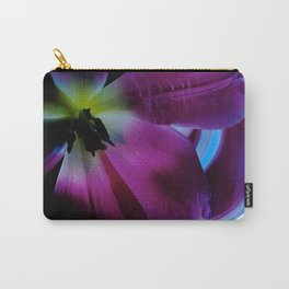 Tulip Light Painting Carry-All Pouch