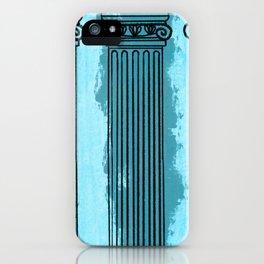 Ionic columns - artprint iPhone Case