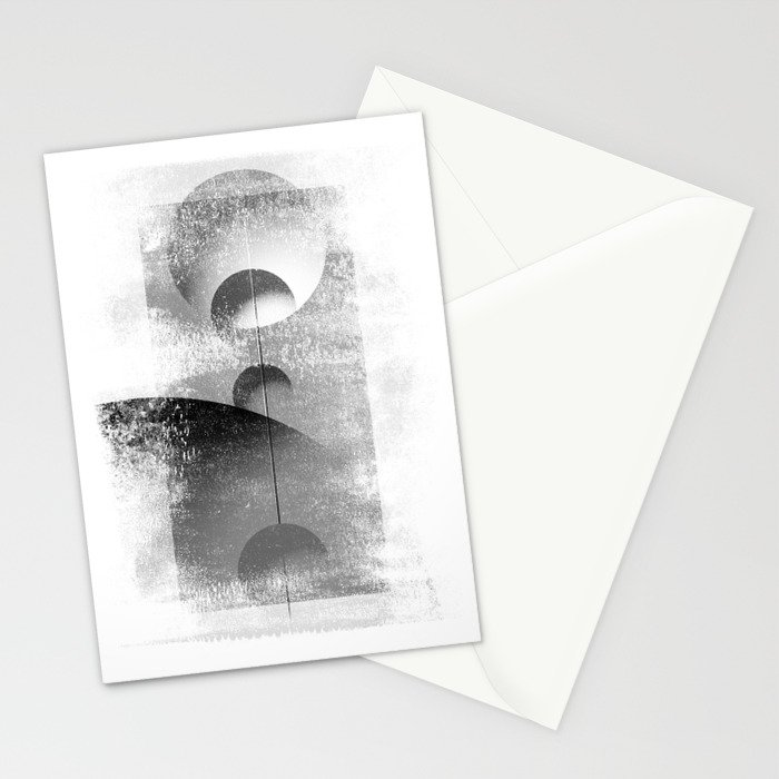 Align me not Stationery Cards