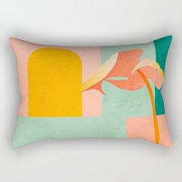 tropical geometry Rectangular Pillow