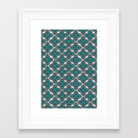 persian Framed Art Prints featuring Persian Style! by Tahereh Abdoli