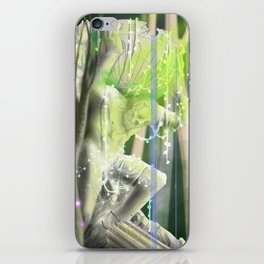 Mighty Atlas iPhone Skin
