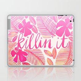 Killin' It – Pink Ombré Laptop & iPad Skin