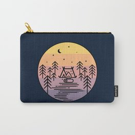 Sunset Camping Carry-All Pouch