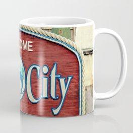 Welcome To Surf City Coffee Mug