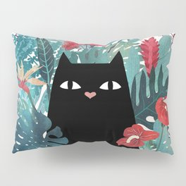 Popoki Pillow Sham