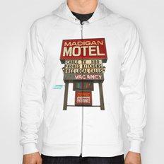 Classy motel sign Hoody