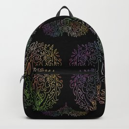 Your Heart is A Garden Backpack