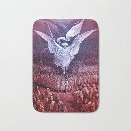 Archangel Michael Bath Mat