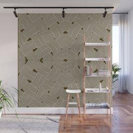 interlock Wall Mural