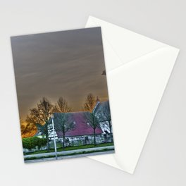 St.Peter and Paul Church DE - Laupheim, Germany Stationery Cards