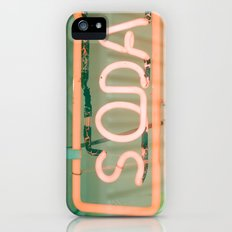 Soda iPhone (5, 5s) Slim Case