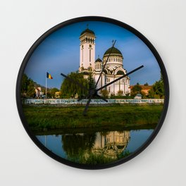 Sighisoara, Romania Wall Clock