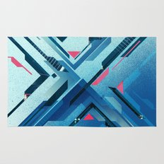 Geometric - Collage Love Rug