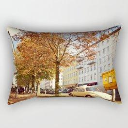 Kastanien Allee Rectangular Pillow