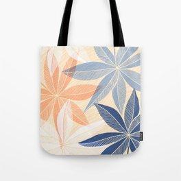 Modern Hawaiian Print II Tote Bag