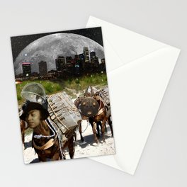 Black Women Are The Mules Of The Earth - Zora Neale Hurston Stationery Cards