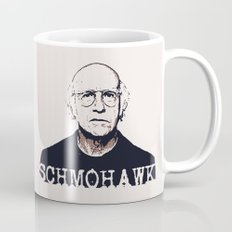 Schmohawk  |  Larry David   Mug