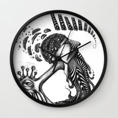 PSYKE Wall Clock