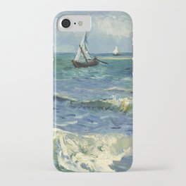 Van Gogh Seascape iPhone Case