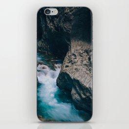 Run With Me iPhone Skin