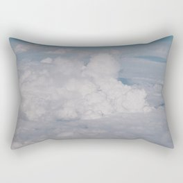 Clouds Rectangular Pillow