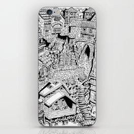 Capharnaüm City iPhone Skin