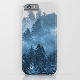 Blue Forest Melody  - 18/365 iPhone Case