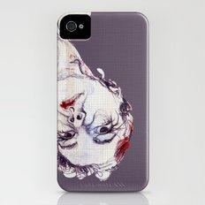 Gasa girl iPhone (4, 4s) Slim Case
