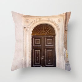 Picenum Throw Pillow