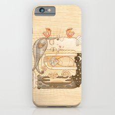 Sleeping iPhone 6s Slim Case