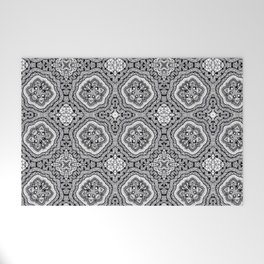 Doodle Pattern 4 Welcome Mat