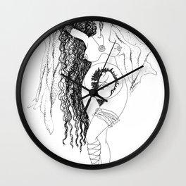 Everyday dance Wall Clock