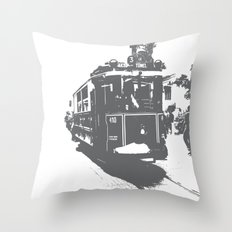 WE LOVE ISTANBUL Throw Pillow