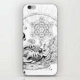 Seraphim Ninefold Ardour iPhone Skin