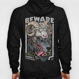 Beware The Wolf Hoody