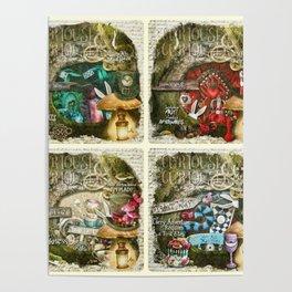 Alice of Wonderland Series Poster