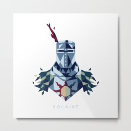 Solaire Metal Print