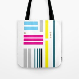 Distance Of The Modern Hearts Tote Bag