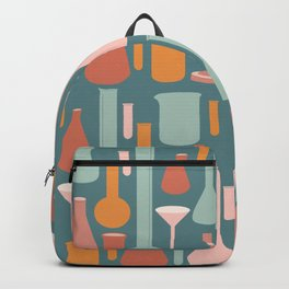 Laboratory Glassware No. 4 Backpack