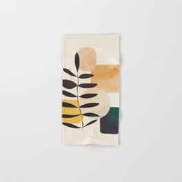 Abstract Elements 20 Hand & Bath Towel